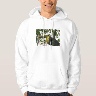 ジャングルのToucan パーカ