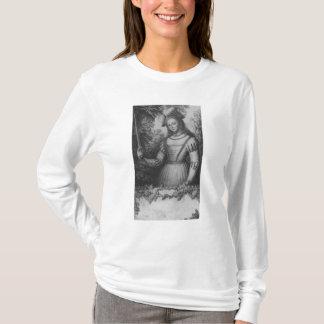 ジャンヌダルクのポートレート Tシャツ