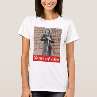 ジャンヌダルクのレトロのTシャツ Tシャツ