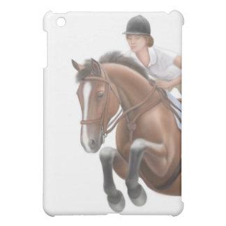 ジャンパーの馬のSpeckの場合を示して下さい iPad Mini カバー