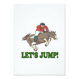 ジャンプを許可します カード