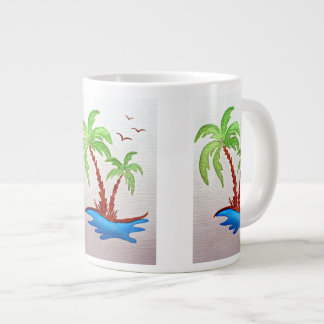 ジャンボコーヒーマグカップ