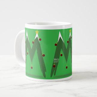 ジャンボマグ-メリークリスマスM ジャンボコーヒーマグカップ