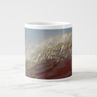 ジャンボ滝のマグ ジャンボコーヒーマグカップ