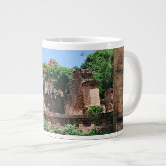 ジャンボPo Nagar - Site de Po Nagar、Nha Trang --を襲って下さ ジャンボコーヒーマグカップ
