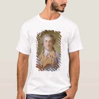ジャン=ジョルジュ・ノヴェール1764年のポートレート Tシャツ