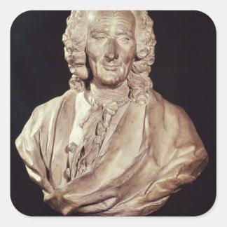 ジャン=フィリップ・ラモー1760年のバスト スクエアシール