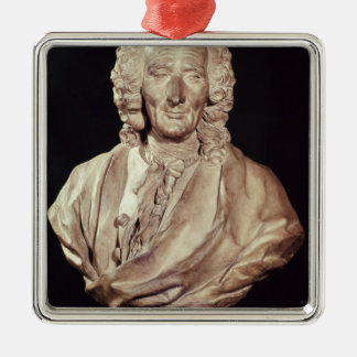 ジャン=フィリップ・ラモー1760年のバスト メタルオーナメント