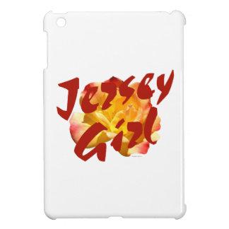 ジャージーの女の子のiPad Miniケース iPad Miniケース