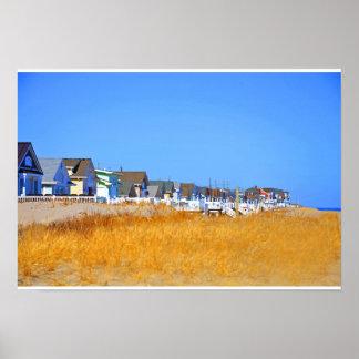 ジャージーの海岸 ポスター