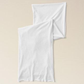 ジャージーの白いスカーフ スカーフ
