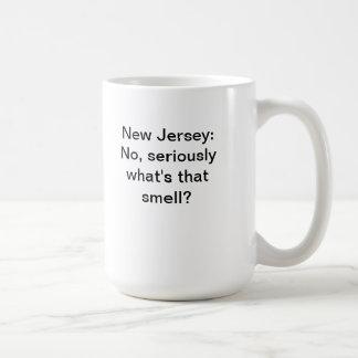 ジャージーの臭いのマグ コーヒーマグカップ
