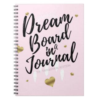 ジャーナルの夢板 ノートブック