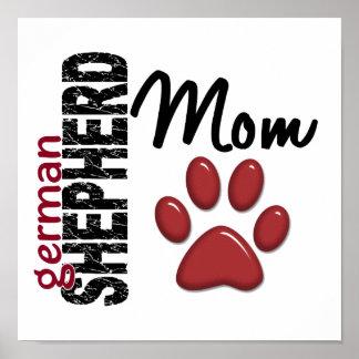 ジャーマン・シェパードのお母さん2 ポスター