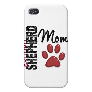 ジャーマン・シェパードのお母さん2 iPhone 4 ケース