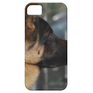 ジャーマン・シェパードの例 iPhone SE/5/5s ケース