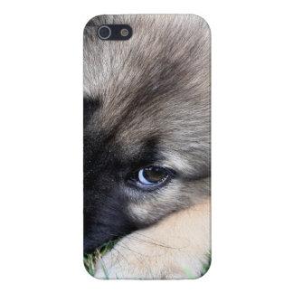 ジャーマン・シェパードの子犬 iPhone 5 CASE
