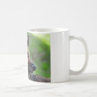 ジャーマン・シェパードのHeadshot コーヒーマグカップ