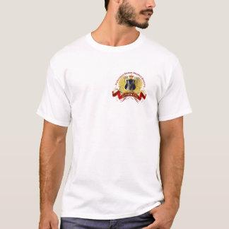 ジャーマン・シェパード犬のTシャツ Tシャツ