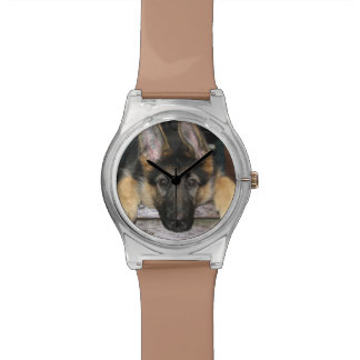 ジャーマン・シェパード犬は第28腕時計よろしいです 腕時計