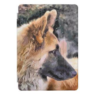 ジャーマン・シェパード犬 iPad PROカバー