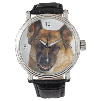 ジャーマン・シェパード 腕時計