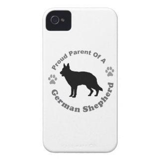 ジャーマン・シェパード Case-Mate iPhone 4 ケース