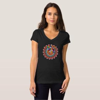 ジュエリーの花 Tシャツ