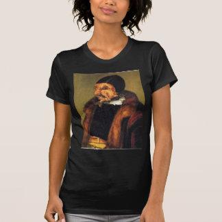 ジュゼッペ・アルチンボルド著弁護士 Tシャツ