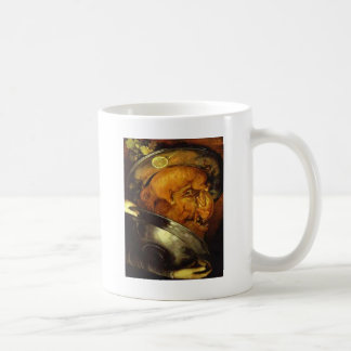 ジュゼッペ・アルチンボルド著調理師 コーヒーマグカップ