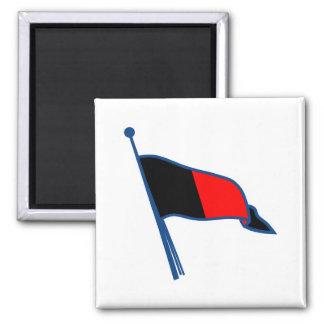 ジュネーブBurgeeの正方形の磁石 マグネット