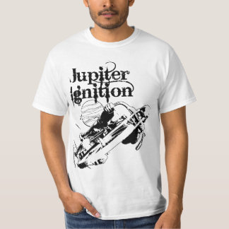 ジュピターの点火- Moto Tシャツ