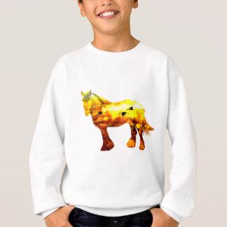 ジュピターの馬 スウェットシャツ