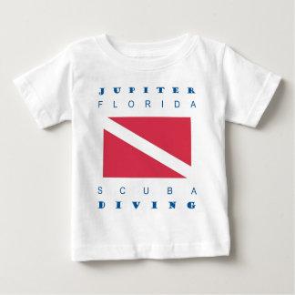 ジュピターフロリダ ベビーTシャツ