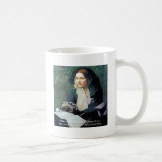 """ジュリアの区Howe """"あなたの信頼""""の知恵の引用文のギフト コーヒーマグカップ"""