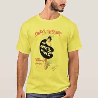 ジュリアス価格: 芸術家のモデル Tシャツ