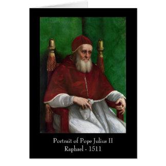 ジュリアス法皇Raphaelの挨拶によってII カード
