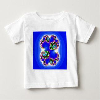 ジュリア一定のMandelbrotの一定のフラクタルの幾何学 ベビーTシャツ