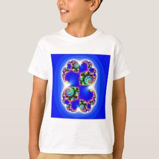 ジュリア一定のMandelbrotの一定のフラクタルの幾何学 Tシャツ