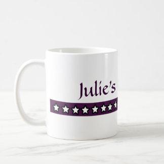 ジュリーのカスタムなお茶 コーヒーマグカップ
