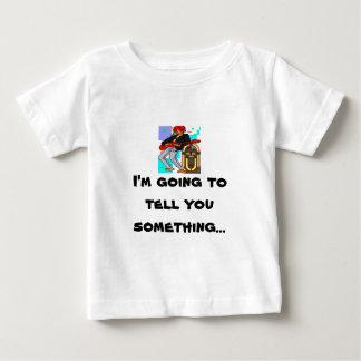 ジュークボックスのロッカー ベビーTシャツ