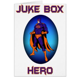 ジュークボックスの英雄! カード