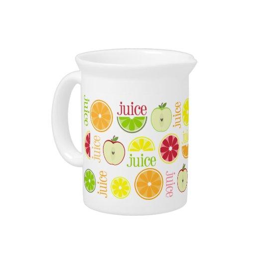 ジュースの水差し- Appleオレンジレモンライムのグレープフルーツ ドリンクピッチャー