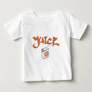 ジュース ベビーTシャツ