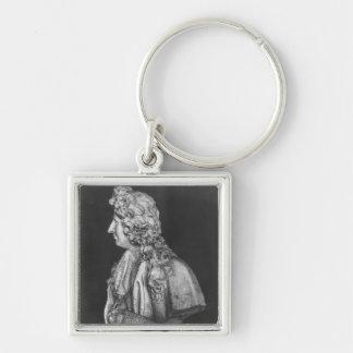 ジュール・アルドゥアン=マンサール1698年のバスト キーホルダー