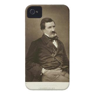 ジュールFrancois Felix Husson、「Champfleury」(1821-8年 Case-Mate iPhone 4 ケース
