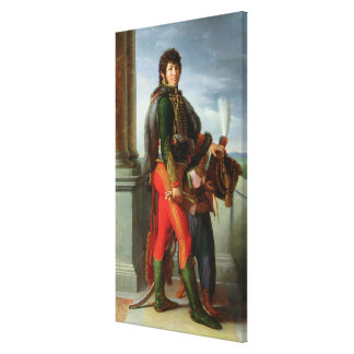 ジョアキムミュラ1801年 キャンバスプリント