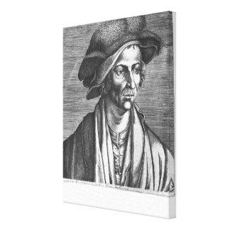 ジョアキムPatinir 1521年のポートレート キャンバスプリント