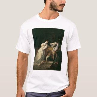 ジョアナフィリップIとの不機嫌ハンサムの Tシャツ