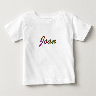 ジョアンの短い袖のTシャツ ベビーTシャツ